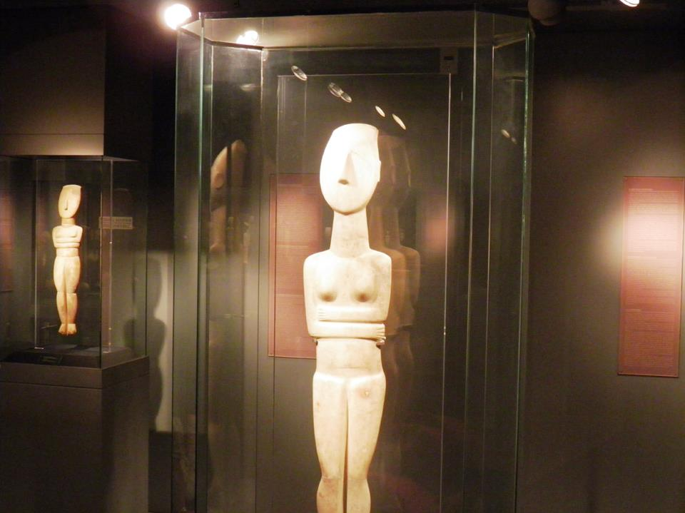 Museum of Cycladic Art - GTP